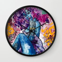 Ife Wall Clock
