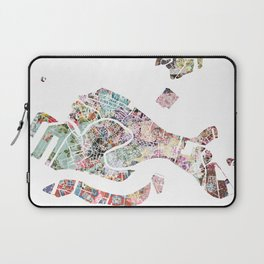 Venice map Laptop Sleeve