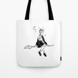 witchin' Tote Bag