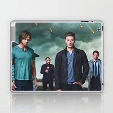 Supernatural Season 9 Promo  Laptop & iPad Skin