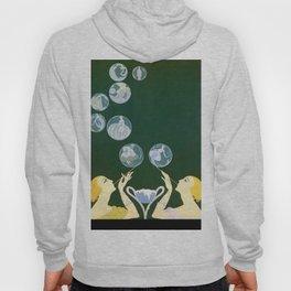 """1920's Art Deco Design """"Bubbles"""" Hoody"""