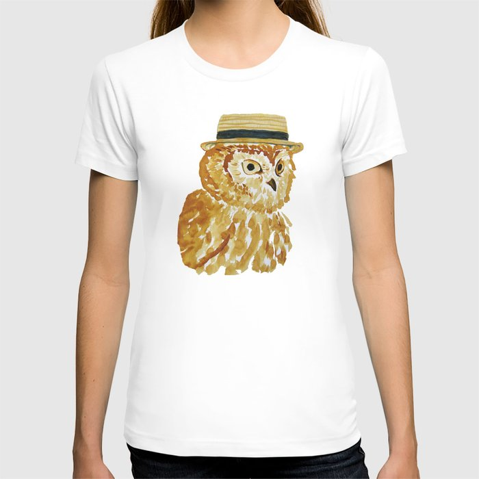 Dapper Owl or Owl Capone? T-shirt