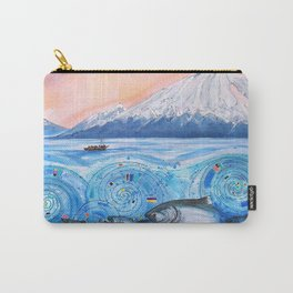 Cook Inlet Wild Alaska Carry-All Pouch