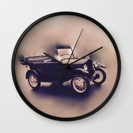 Antique Anderson-Vintage Classic Car Wall Clock