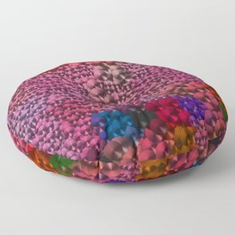 Nailed up image ... Floor Pillow