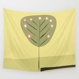 tree-0009 Wall Tapestry