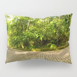 Parallelepiped street Pillow Sham