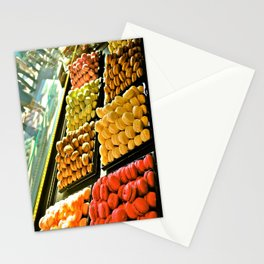 French maracoons Stationery Cards