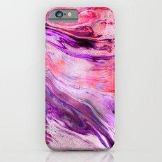Marbled Garnet  iPhone 6s Slim Case