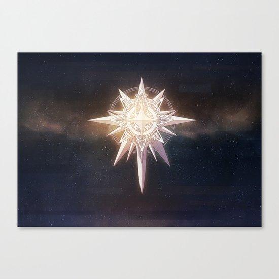 Vesperia Canvas Print