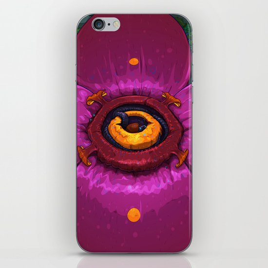 Watcher iPhone & iPod Skin