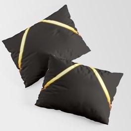 Pyramid of Light Pillow Sham
