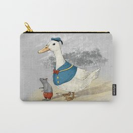 Donald and Mickey Carry-All Pouch