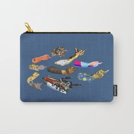 Artists Middle Fingers Carry-All Pouch