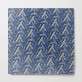 Geometrix 137 Metal Print