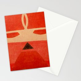 Lucha Libre Mask 1 Stationery Cards
