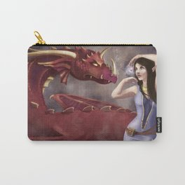 The Dragon Tamer Carry-All Pouch