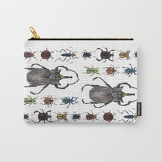 Insect collection (color) Carry-All Pouch