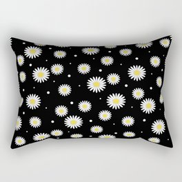 Daisy Vibes Rectangular Pillow