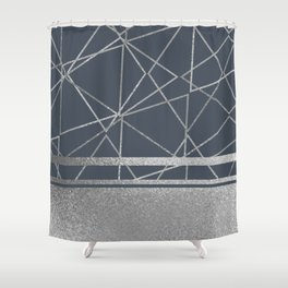 Silverado: Gun Metal Shower Curtain