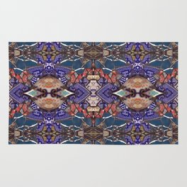 Blue Willow Rug