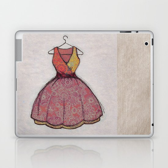 Put on your best dress... Laptop & iPad Skin