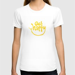 Get Happy! T-shirt