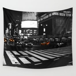Times Square Wall Tapestry