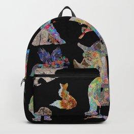 COLLAGE (DARK) Backpack
