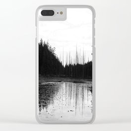 Wet Clear iPhone Case