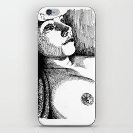 Ausente iPhone Skin