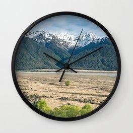 Stand Alone Wall Clock