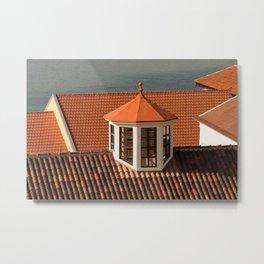 Faro Cupola Metal Print
