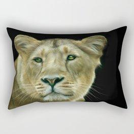 Lioness Rectangular Pillow