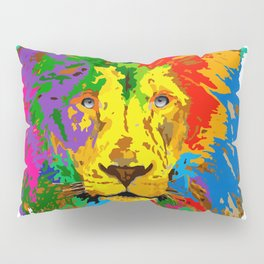 Once upon a time there was a lion Pillow Sham