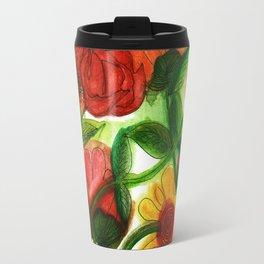Flowers to Daniel Travel Mug