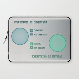 Everything is.. Laptop Sleeve