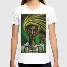 El jíbaro con su puro T-shirt