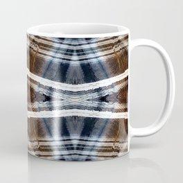Ethnic hand drawn shibori Coffee Mug