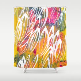 Azteca Shower Curtain
