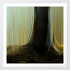 Darkness Falls Art Print