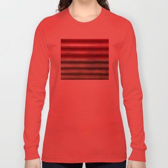 🔵 Industrial Wall Long Sleeve T-shirt