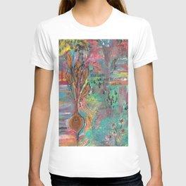 Autumn Moon Beet T-shirt
