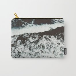 SEA - NATURE - OCEAN - WAVES - WATER Carry-All Pouch