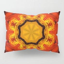 MANDALA DE PLUMA Pillow Sham