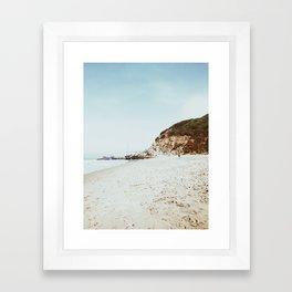 Glimse Of Golden Gate Framed Art Print