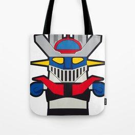 Sr. Trolo / Mazinger Tote Bag