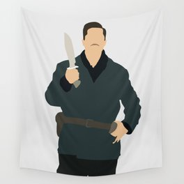 Aldo Inglourious Basterds movie Wall Tapestry