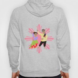 Philippines: Pangalay Dancers Hoody