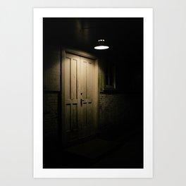 One Light Art Print